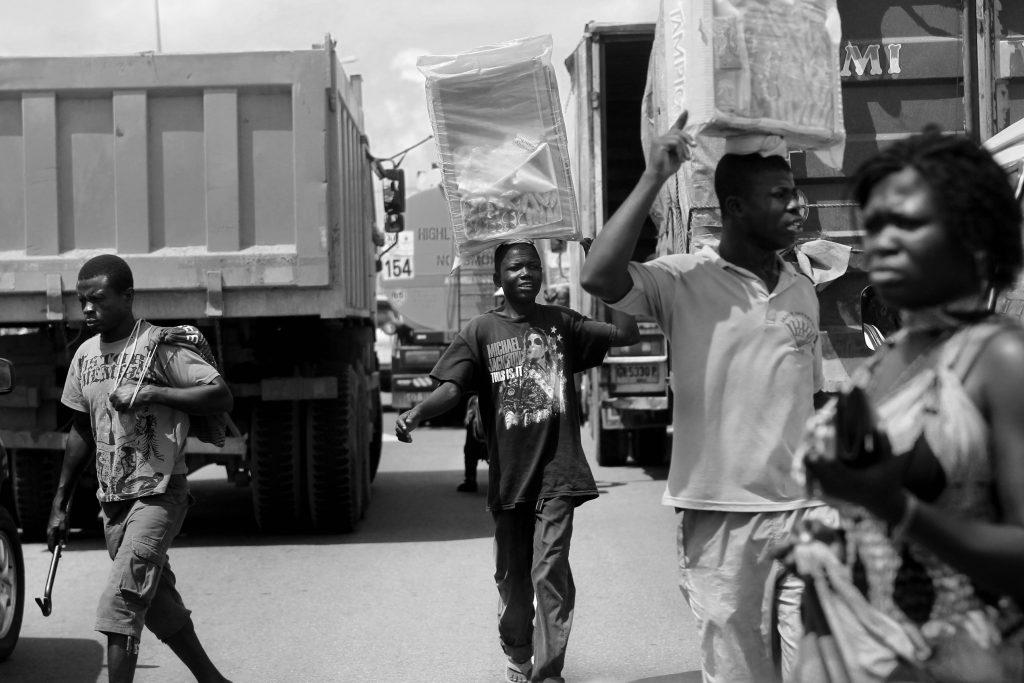 Street life - Ghana